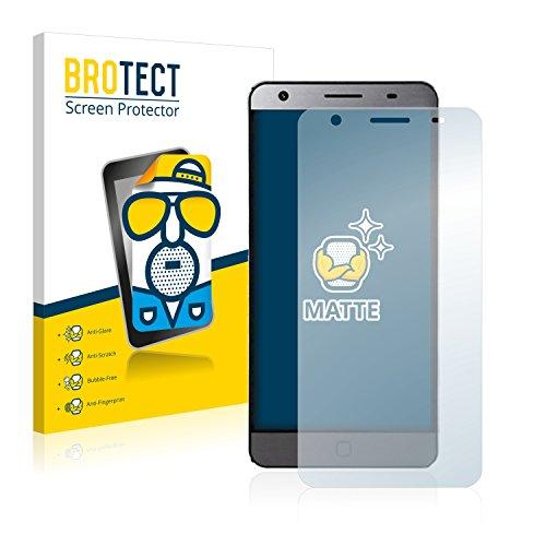 BROTECT 2X Entspiegelungs-Schutzfolie kompatibel mit Elephone P7000 Bildschirmschutz-Folie Matt, Anti-Reflex, Anti-Fingerprint