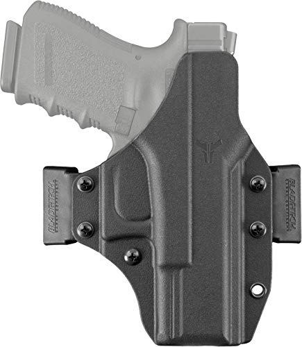 Blade-Tech Total Eclipse Holster for Glock 19/23 Gen 5 - IWB/OWB Concealed Carry Holster