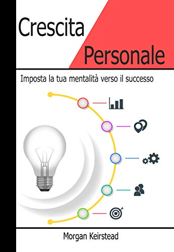 CRESCITA PERSONALE: Imposta la tua mentalità verso il successo