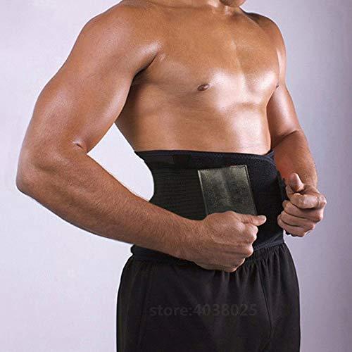 LLZGPZBD Tailleband voor houdingscorrectie, korset, rugsteun, voor heren en dames, tailleband