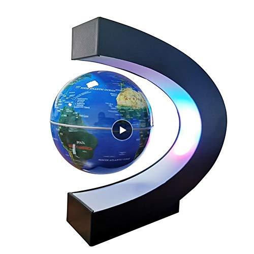 BPHMC Dekorativ während Magnetic Levitation Globe Schule Lehr-Equipment Nacht-Globus Kreative 110 / 220V AC europäische Stromversorgung