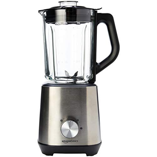 AmazonBasics BL2525 - Frullatore gamma Advanced, 1,5 l, 1.000 W