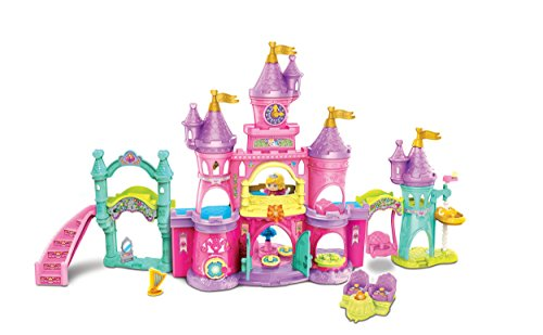 VTech Baby 177503 Toot-Toot Friends Enchanted Princess Palace Playset - Multicolour