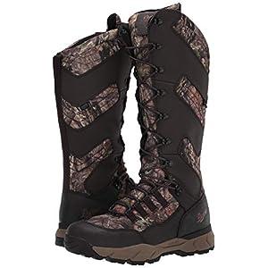 """Danner Men's 41531 Vital 17"""" Waterproof Snake Boot, Mossy Oak Break-Up Country - 9.5 D"""