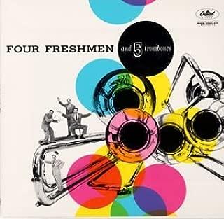 Four Freshmen & Five Trombones by Four Freshmen (2001-10-09)