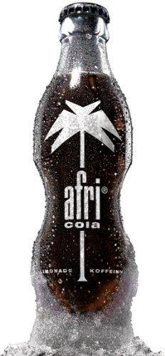 24 Flaschen Afri Cola 25mg Koffein a 200ml Erfrischungsgetränk mit extra Koffein inclusive 3,60€ MEHRWEG Pfand