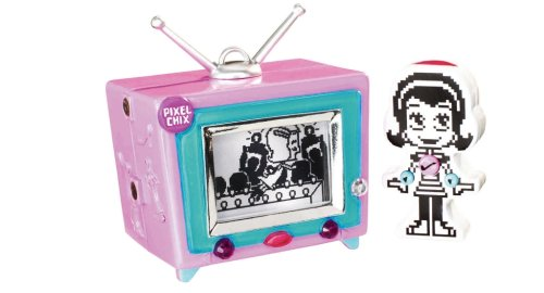 Mattel - M7172 - Jeu Electronique - Pixel Chix - Pixel Mode TV
