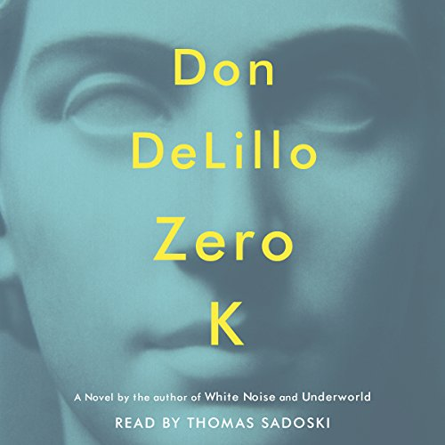 Zero K audiobook cover art