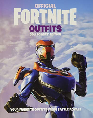 FORTNITE (Official): Outfits: Collectors' Edition (Official Fortnite Books)