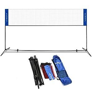 Badminton Netz mit Tragetasche, Outdoor