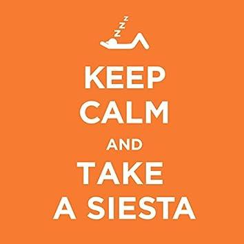 Keep Calm - Take a Siesta