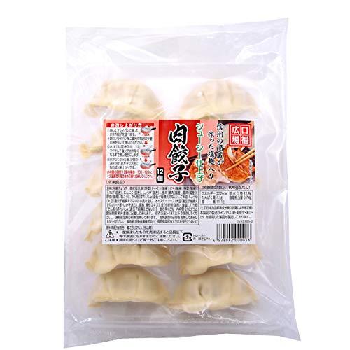 口福広場 肉餃子 12個 216g  5パック  【送料込】