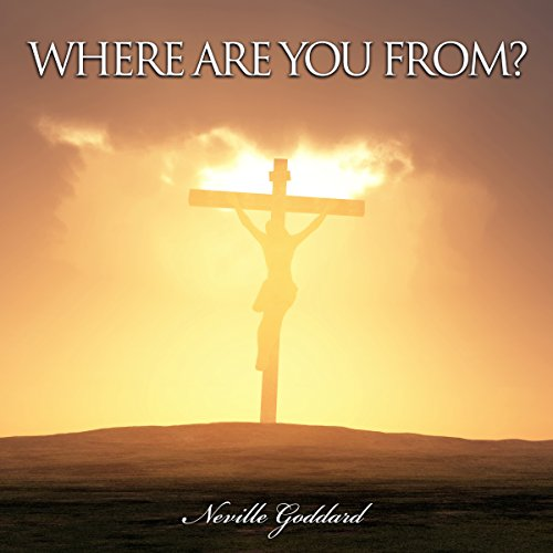 Where Are You From? audiobook cover art