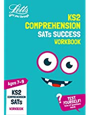 KS2 English Comprehension Age 7-9 SATs Practice Workbook: For the 2021 Tests