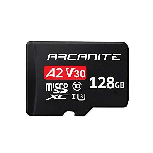 Nintendo Switch, Mando Pro Controller, Con Cable USB + ARCANITE, Tarjeta de memoria microSDXC de 128 GB con adaptador SD… 2