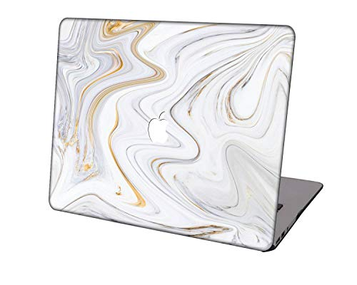 Laptop Case for MacBook Air 13 inch Model A1932/A2179/A2337,Neo-wows Plastic Ultra Slim Light Hard Shell Cover Compatible MacBook Air 13 inch 2018-2020 Release,Marble 105