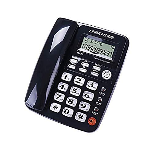 Gib nooit op kantoor vast net gratis accu handsfree bellen thuis vaste telefoon vast net zitten enkele machine