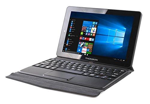 Comparison of Thomson 2-in-1 HERO9A-1BK32 Black 9 (HERO9-1.32B) vs ASUS Chromebook Flip (C434TA-AI0041)