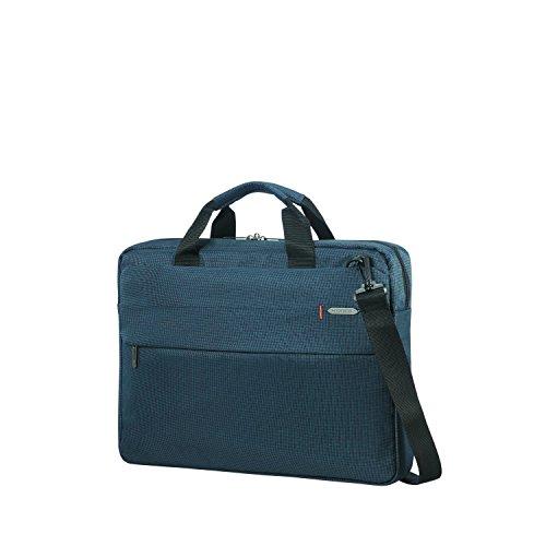 SAMSONITE Network 3 - Laptop Briefcase 17.3' Maletín, 44 cm, 15.5 Liters, Azul (Space Blue)
