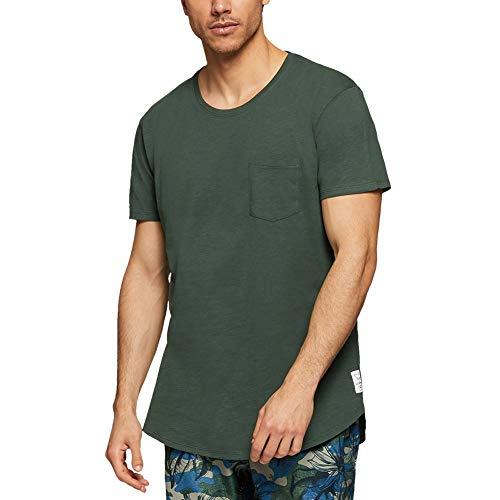 YAMAMAY® T-Shirt Lunga Girocollo Uomo - Passepartout