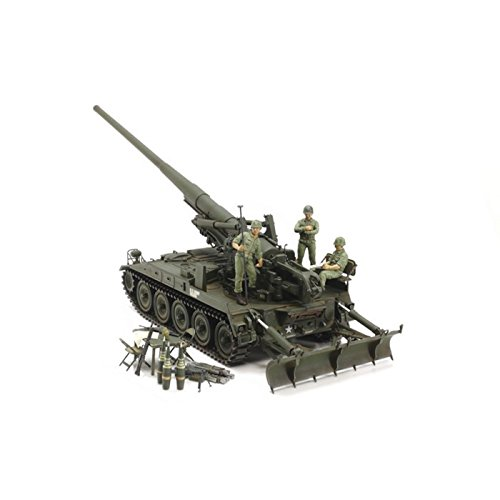 Tamiya Us Self-Propelled Gun M107 Vietnam War Hobby Model Kit