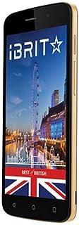 iBRIT 5 inch Dual SIM Mobile Phone - Black