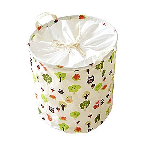 KANKOO Bolsa Ropa Sucia Cesta Ropa Sucia Bebé Cesta de lavandería Canasta de Almacenamiento de Juguete De Cesta de Almacenamiento Cesta de Juguete