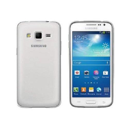 Diva Custodia in Silicone/Silicone Case Samsung G3815 Galaxy Express 2 (Trasparente)