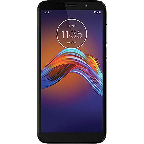 Smartphone Motorola E6 Play, 5.5, 32gb, Android 9.0, Dual Chip, Câmera 13mp, Preto
