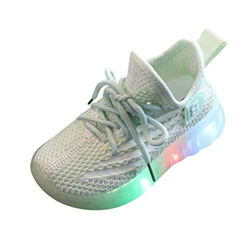 Tomatoa Kinder Babyschuhe - Sportschuhe Skateboard Schuhe Blinkschuhe Kinderschuhe mit Rollen LED Skate Rollen Schuhe Trainer Sneakers für Junge Mädchen