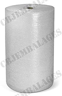 FILM PAPIER BULLE ROULEAU 50 cm X 100 M (fabrication Française) (CBJ emballages)