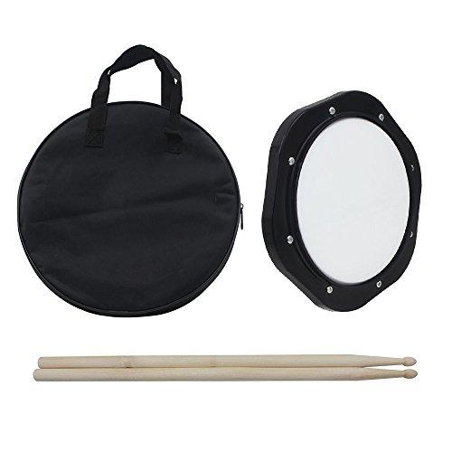 Ammoon Almohadilla de práctica para tambor de...