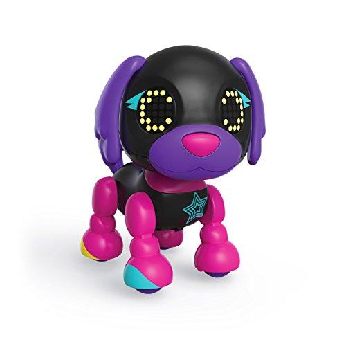 Zoomer Zupps - Tiny Pups - Spaniel Diva - Litter 1 - Interactive Puppy