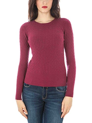 Fred Perry Jersey Magenta M