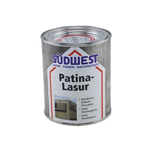 Südwest Patina-Lasur Holzlasur Treibholz 0,75 Liter