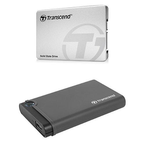 Transcend interne SSD SSD370S 256GB und Upgrade Kit