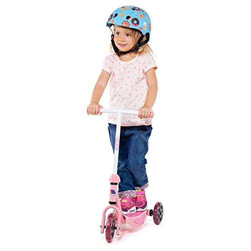 Patinete My 1st Scooter Molto (Rosa)
