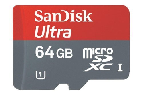 Professional Ultra SanDisk MicroSDXC 64GB (64 Gigabyte) Card for GoPro Hero 3 Black Edition Camera is custom formatted and rated for high speed, lossless recording!. (XD UHS-I Class 10 Certified 30MB/sec+) [並行輸入品]