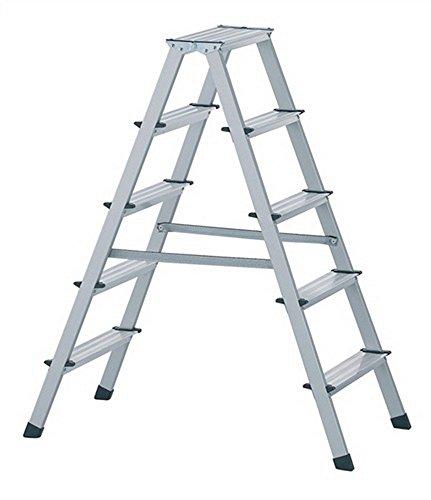 ZARGES 2x6 Stufen-Stehleiter Z200, beidseitig