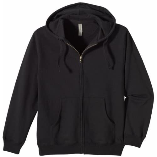 80a0f463df09e Amazon.com  econscious Men s 80% Organic Cotton 20% Polyester Fleece Zip  Hoody  Clothing