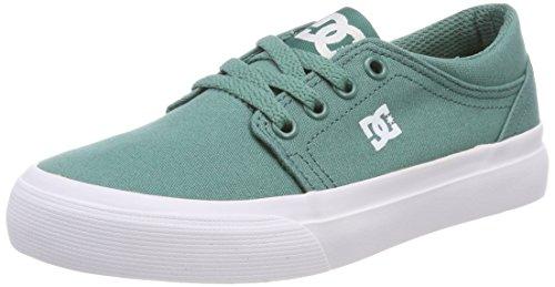 DC Shoes Trase TX Sneaker, Grün (Teal Teal), 36 EU