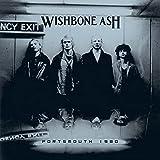 Wishbone Ash: Portsmouth 1980 (Black Vinyl 2lp) [Vinyl LP] (Vinyl)