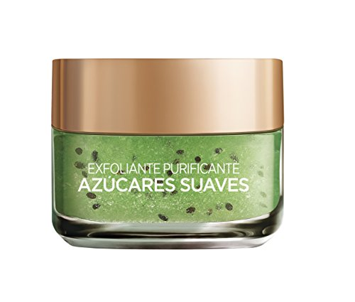 L'Oreal Paris Dermo Expertise Exfoliante Facial Purificante Azúcares Suaves - 50 ml