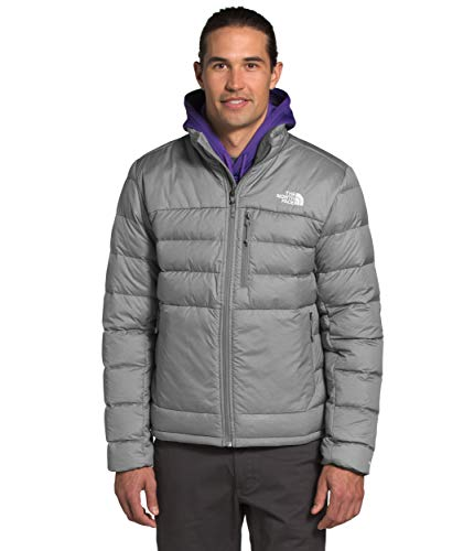 The North Face Aconcagua 2 - Giacca da uomo - Grigio - X-Small