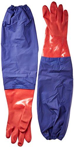 Coralife (Energy Savers) ACLAF9505 Aqua Gloves 28-Inch (1 Pair) (23609505)