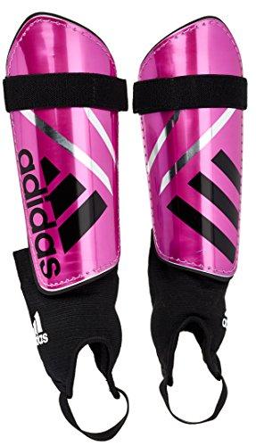 adidas Herren Schienbeinschoner Ghost Replique, Shock Pink S16/Core Black, XS