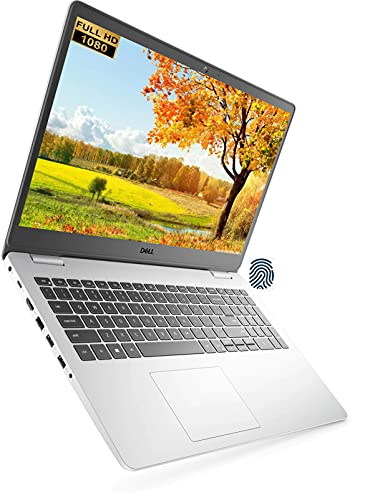 2021 Newest Dell Inspiron 3000 Laptop, 15.6 FHD LED-Backlit Display, AMD Ryzen 3 3250U Processor, 8GB DDR4 RAM, 256GB PCIe SSD, Online Meeting Ready, Webcam, HDMI, FP Reader, Win10 Home, White