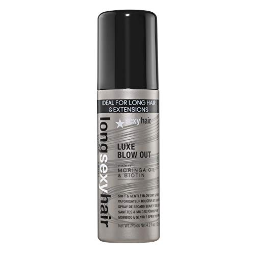 Sexy Hair Long Luxe Blow Out Soft and Gentle Dry Spray, 125 ml, SH-16365