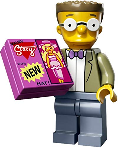 LEGO The Simpsons Series 2 Collectible Minifigure 71009 - Smithers