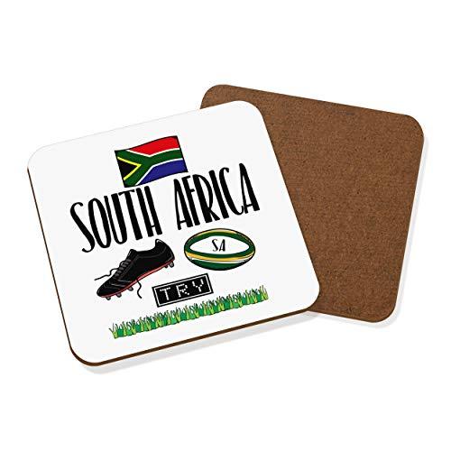 Gift Base Südafrika Rugby Untersetzer Getränke-unterlage